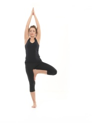 balance yoga pose
