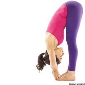Heart Chakra forward bend