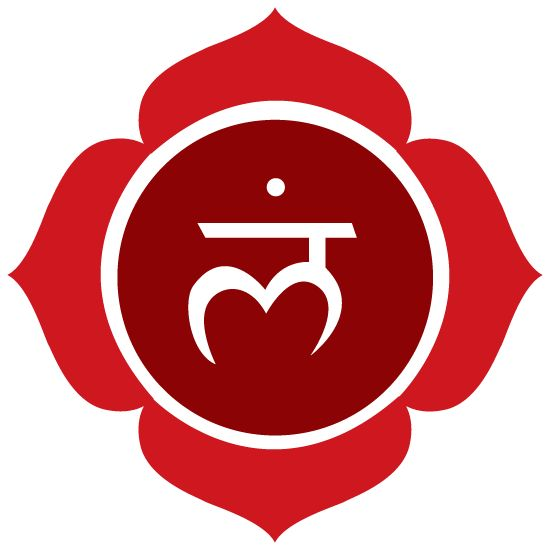 Red Root Chakra | chakrainspiration